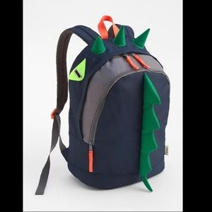 Gap Dino Monster Backpack & Matching Lunchbox